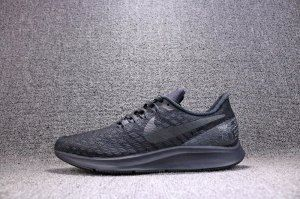 f4a9a002e71 Nike Air Zoom Pegasus 35 Men s Running Shoes Black Grey White ...