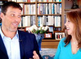 How To Reinvent Yourself After 50, From Tony Robbins (VIDEO)
