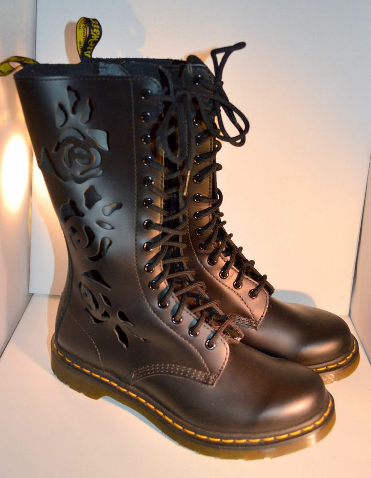 how to wear doc martens womens