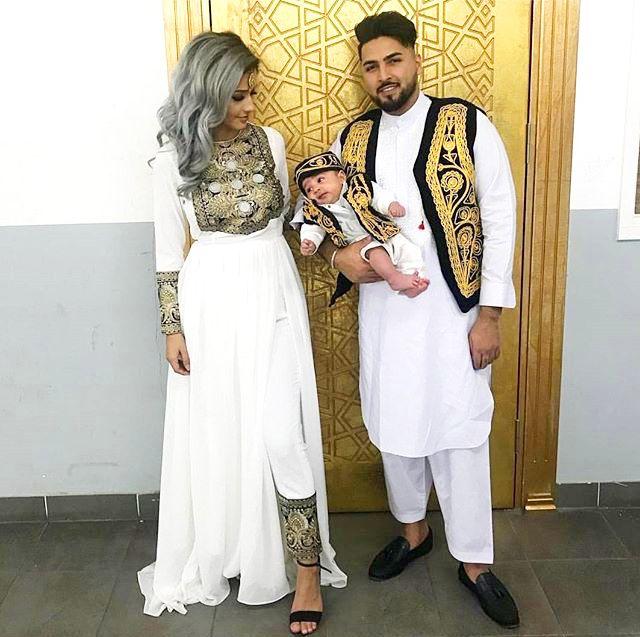 #afghan #style #dress #wedding #engagement