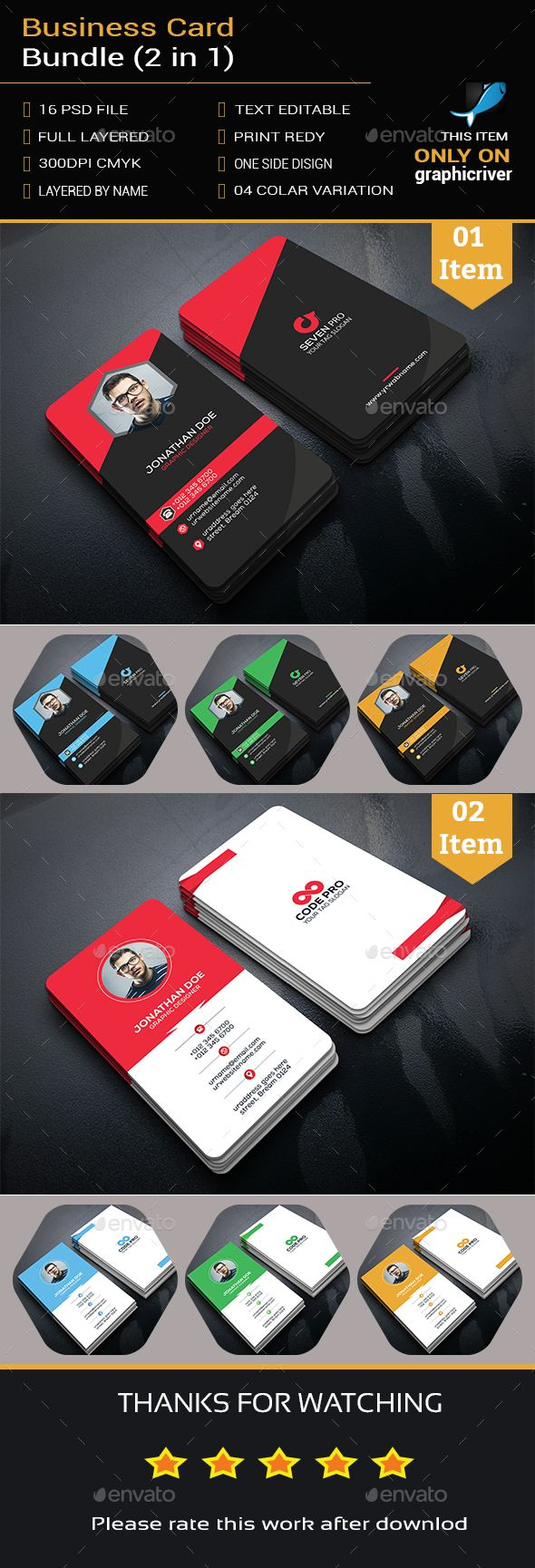 2 Business Card Templates PSD. Download here: http://graphicriver.net/item/business-card-bundle-2-in-1/16803048?ref=ksioks