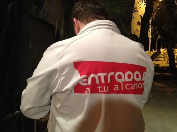 Todo listo en Benidorm #MastersOfHardcore