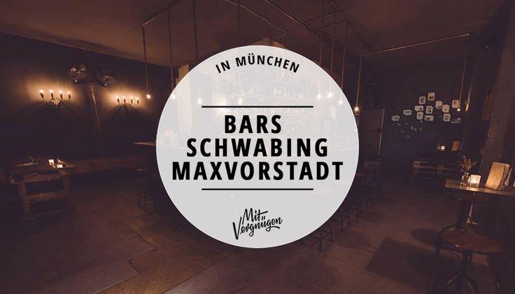 Die Schwabinger Bohème ist zwar Geschichte, ausschweifende Abende sind deswegen aber längst nicht gezählt – 11 gute Bars in Schwabing und der Maxvorstadt.