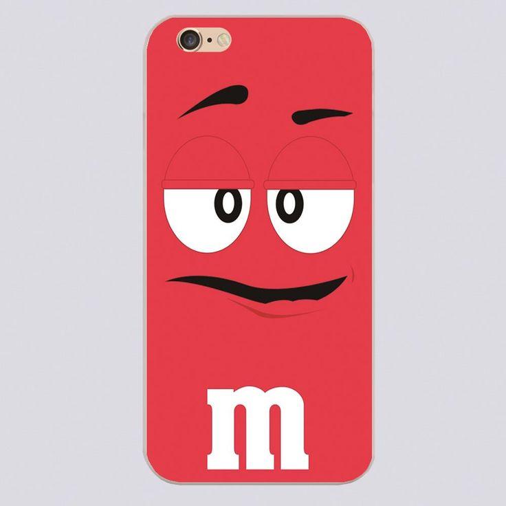 Мм chocolatee обои дизайн чехол сотовый телефон чехол для iphone 4 4S 5 5c 5S 6 6 s 6 плюс твердой оболочки