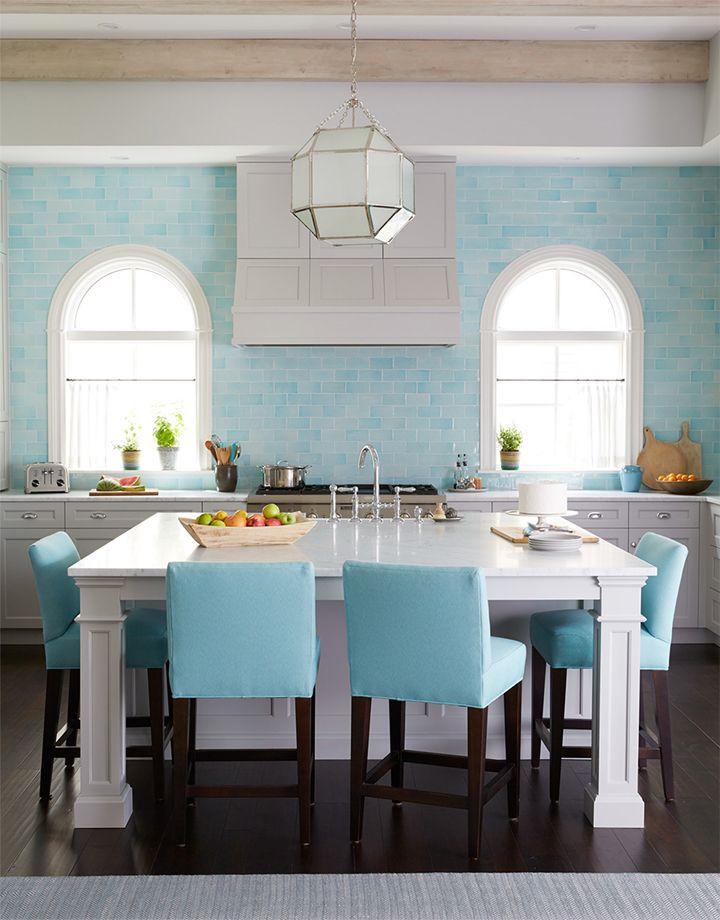 White Kitchen Feature Wall 741 best kitchens images on pinterest | kitchen, dream kitchens