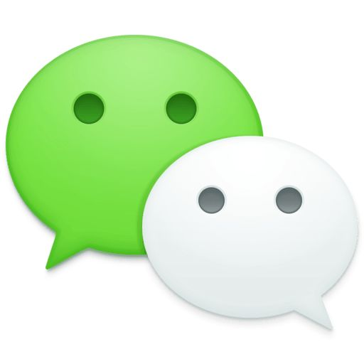 WeChat app icon Mac app store, App, Android apps