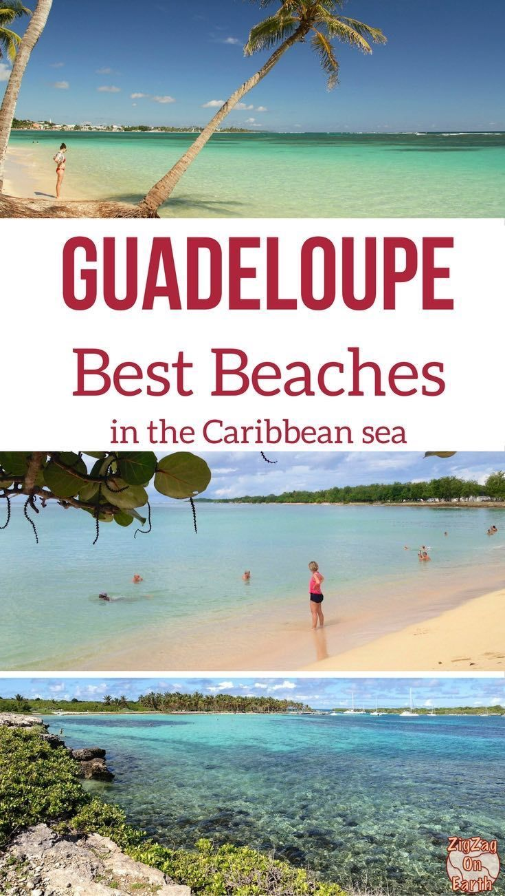 9 Best Guadeloupe Beaches Inspiring photos