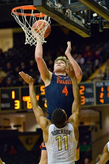 Bucknell vs. Navy-Patriot League Semifinals - 3/5/17 College Basketball Pick, Odds, and Prediction