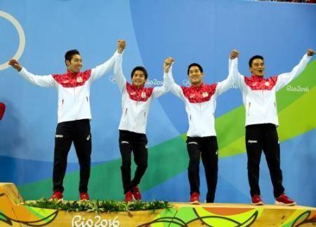 男子800リレーで銅メダル!東京五輪以来52年ぶりの快挙