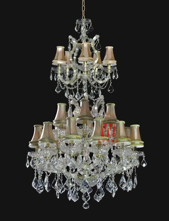 17 Best images about Maria Theresa Chandeliers – Commercial Chandelier
