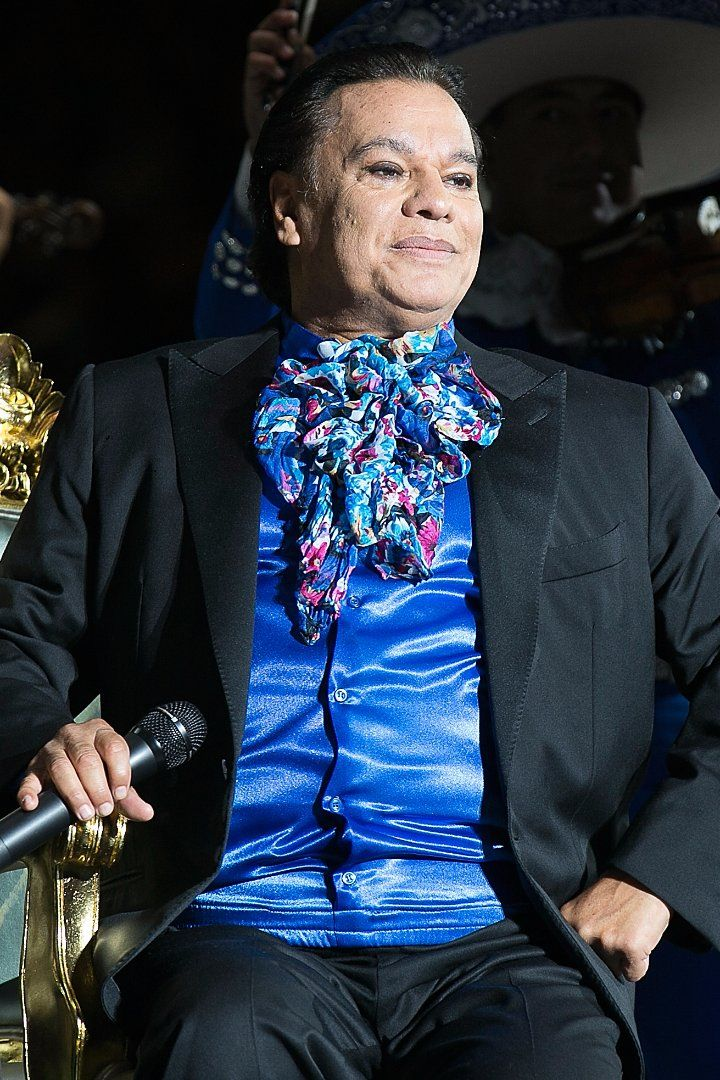 Mexican Music Legend Juan Gabriel Dies at 66