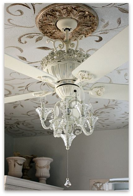 42 Best Images About Cieling Fan Chandeliers On Pinterest Industrial Ceiling Fan Chandelier
