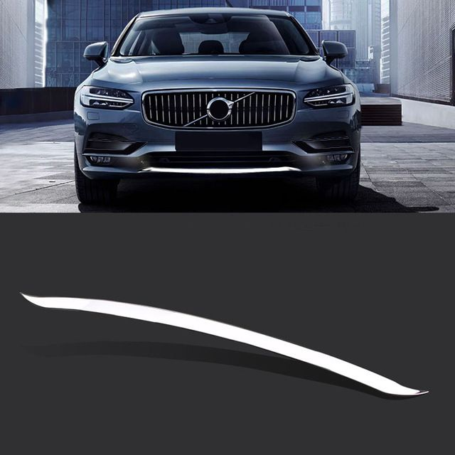 For Volvo S90 2017-2019 Car-Stying Accessories Stainless