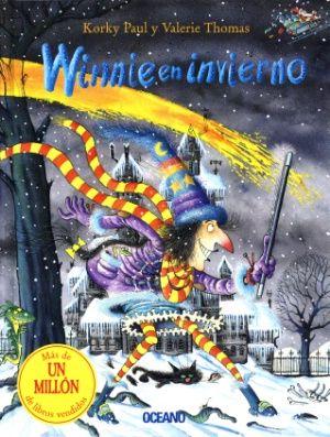 La bruja Winnie y su gato Wilbur están hartos del invierno. El jardín está cubierto de nieve, el estanque está helado y de los árboles cuelgan carámbanos de hielo. Así que Winnie decide lanzar un hechizo y hacer que llegue el verano. Pero comete un gran error.