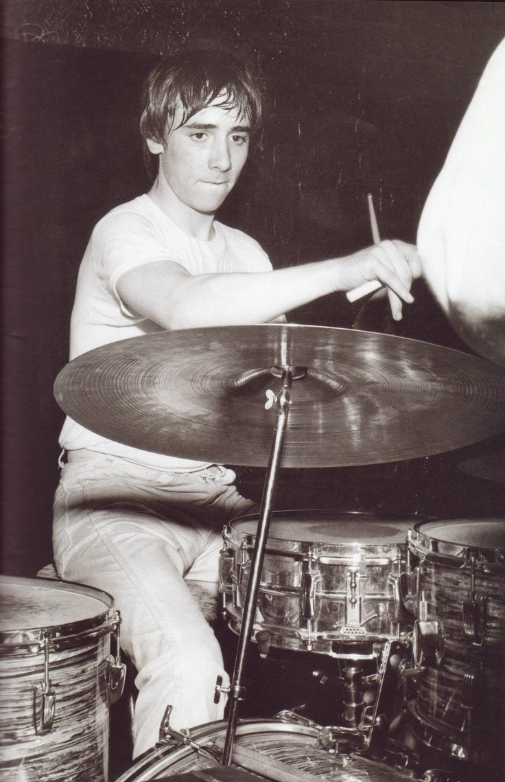 Keith moon from the who :) inspirational