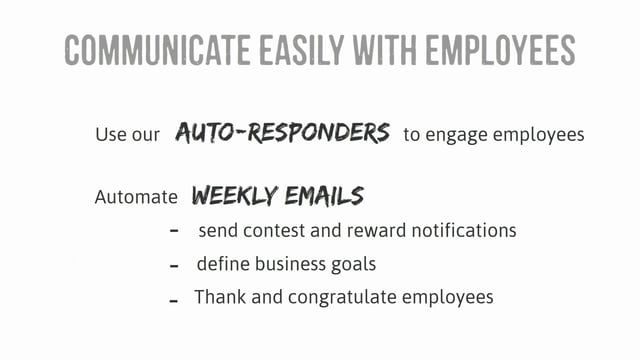 Engage your employees and increase employee retention with our Employee Gamification Program