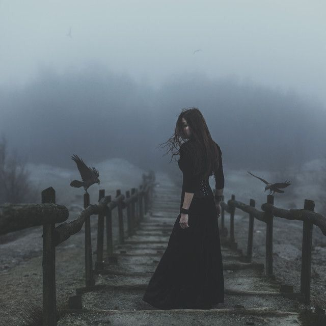 """In Irish mythology, the Badb (Old Irish, pronounced [ˈbaðβ]) or Badhbh (Modern Irish, pronounced [ˈbəiv])—meaning """"crow""""—is a war goddess who takes the form of a crow, and is thus sometimes known as Badb Catha (""""battle crow""""). She is known to cause fear and confusion among soldiers to move the tide of battle to her favoured side. Badb may also appear prior to a battle to foreshadow the extent of the carnage to come, or to predict the death of a notable person"""