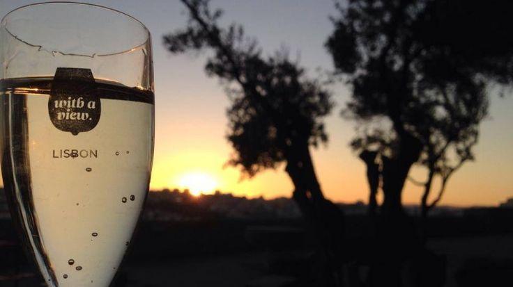 Wine a view @ Startup Lisboa