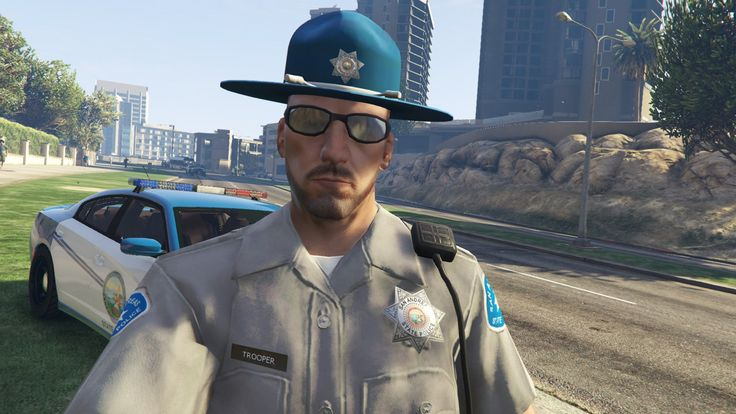State Police Uniforms By State San andreas state police uniform pack - gta5-mods.com