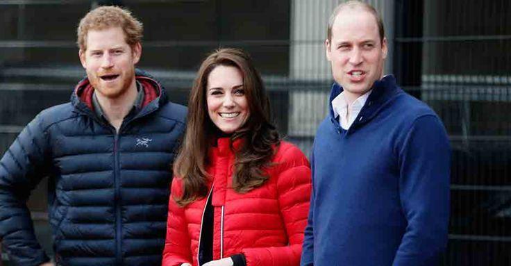 """""""Quietschi"""": Diese Kosenamen haben die Royals! #News #Stars"""
