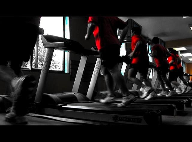 Gimnasio Pacific Fitness