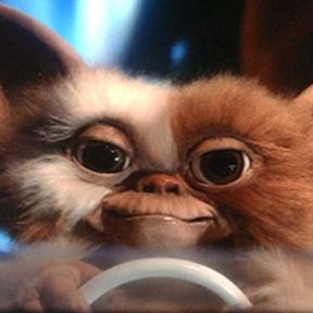 Gremlins - I loved Gizmo!