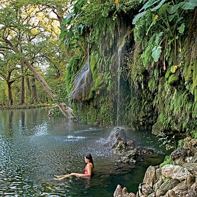 Adventures in Texas' Hidden Hill Country | Go for a Swim