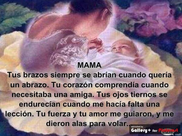 quotes in spanish for mom - photo #8
