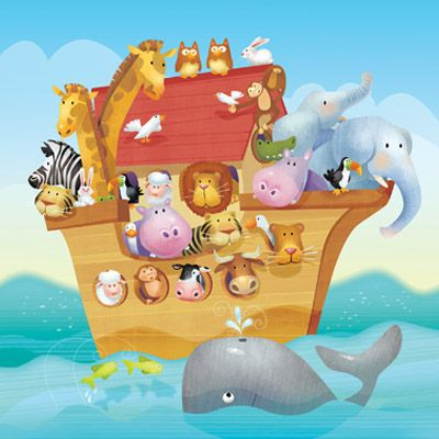 noahs ark images for childrens - Google Search
