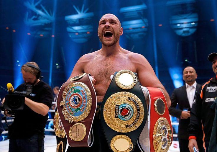 Box-Weltmeister Fury nimmt Rücktrittserklärung zurück - derStandard.at