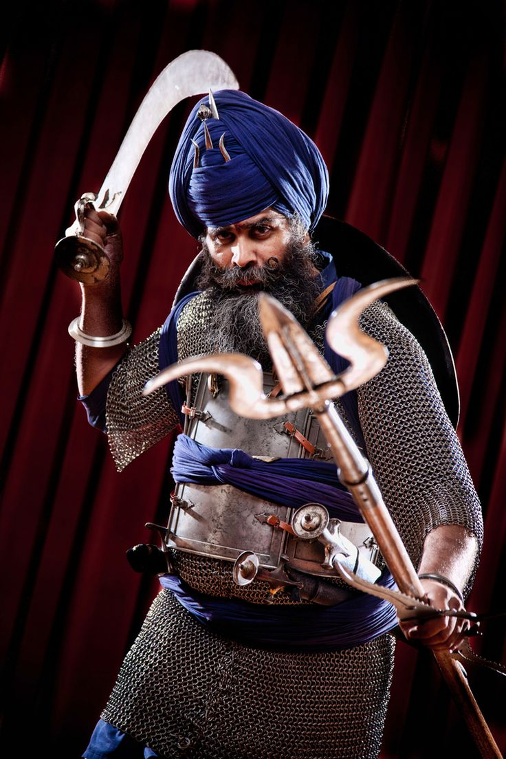 The Last of the Sikh Warriors  punjab  Arm armor Medieval knight Martial