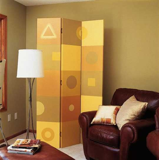 20 Beautiful Diy Interior Decorating Ideas Using Stencils