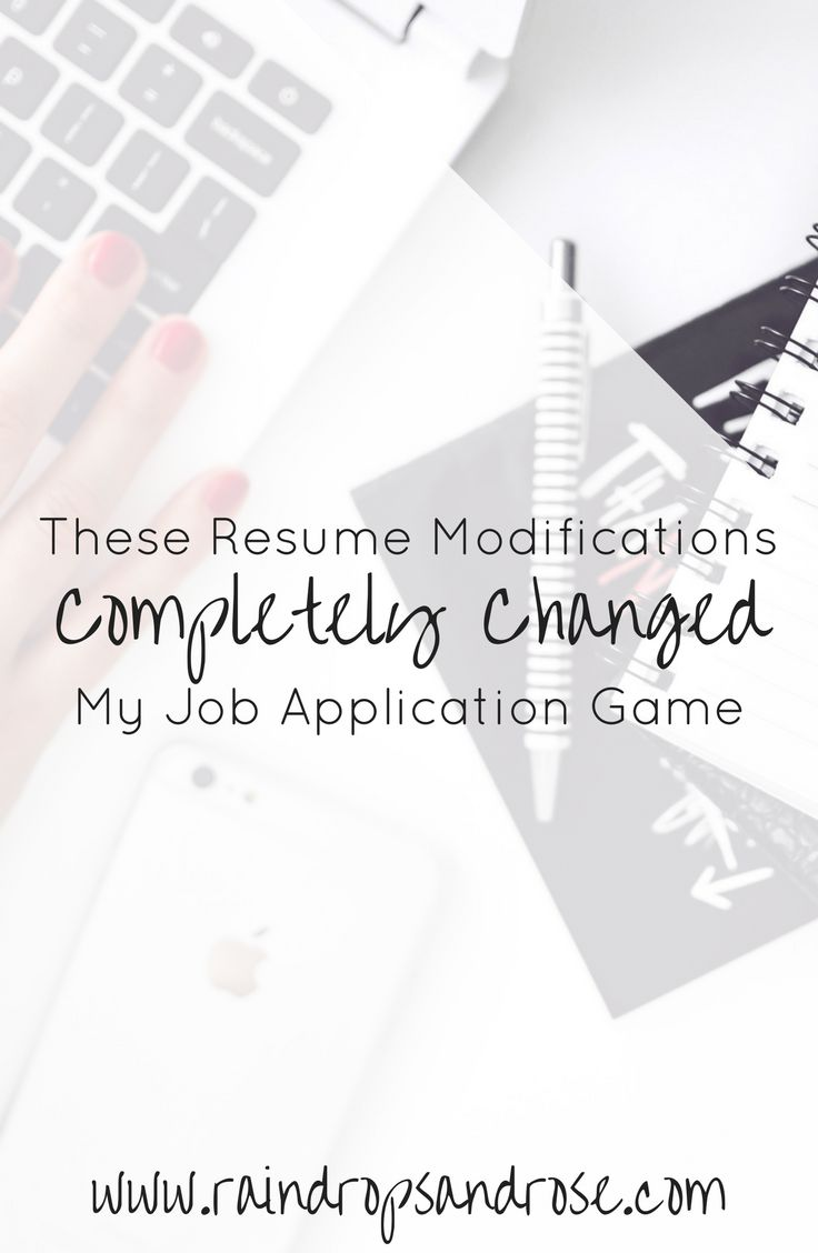 how to make your resume stand out to job recruiters