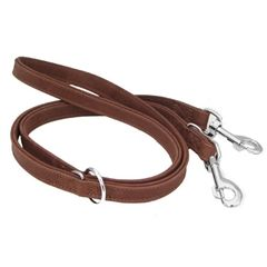 Wainwrights Wainwright` Brown Super Premium Buffalo Leather Dog Training Lead The Wainwrights Brown Super Premium Buffalo Leather Dog Training Lead has been designed to help provide greater control of your dog during training. Made from 100% leather