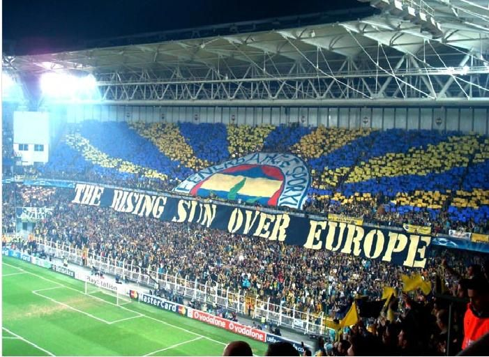 the Rising Sun over Europe...