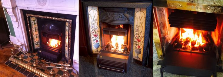 To get proper heat in your existing open #Fireplace and save on fuel costs install #EcoGrate today.