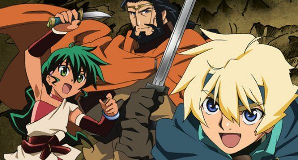 'Deltora Quest' Anime Finally Gets Release Set