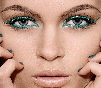 Best Makeup Colors for Blue Eyes