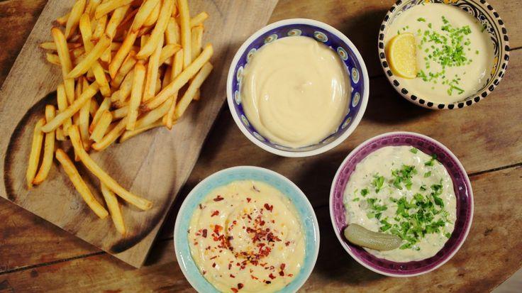 A tökéletes házi majonéz receptje + 3 majonéz-alapú mártás • Fördős Zé Magazin