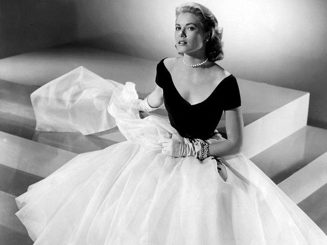 Оденься, как звезда: стиль Грейс Келли и других великих актрис прошлого #мода #стиль #ГрейсКелли #ДорисДэй #ЭннМаргретУльссон #АваГарднер #ВивьенЛи #одежда