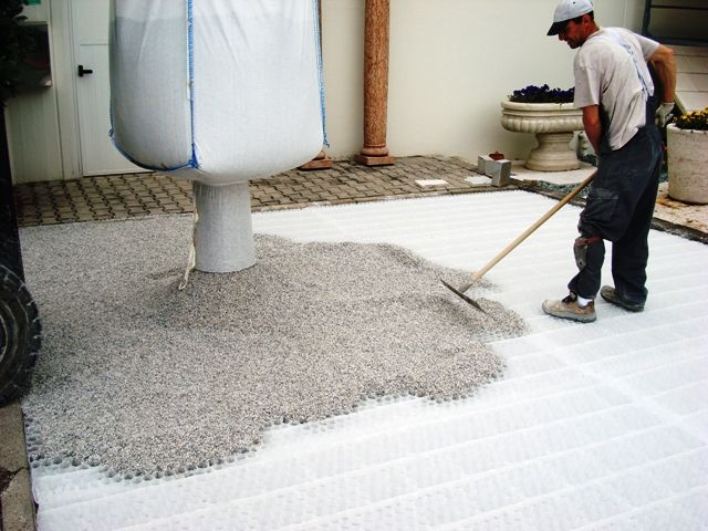 Oltre 1000 idee su giardino di ghiaia su pinterest for Progettazione di piani di pavimento capannone