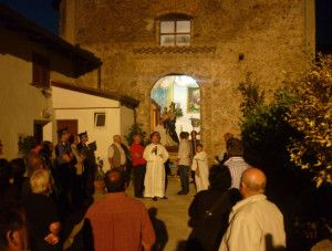 """Maddalena Cimino alla festa della Madonna del Riposo """"Grazie Papa Francesco per la vicinanza ai cristiani perseguitati nel mondo"""""""