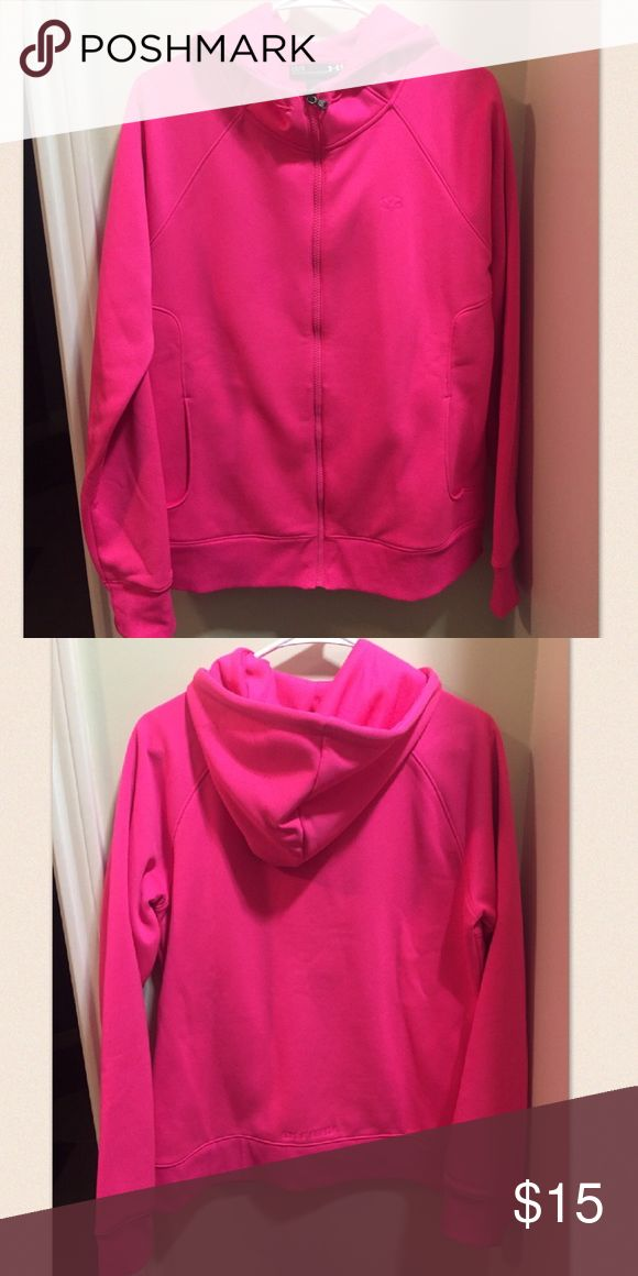 Under Armour long sleeve jacket Under Armour long sleeve activewear jacket size large. Under Armour Jackets & Coats