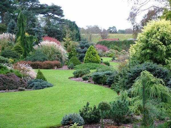 3438 best Garden and Landscaping images on Pinterest Landscaping - gartenbepflanzung am hang