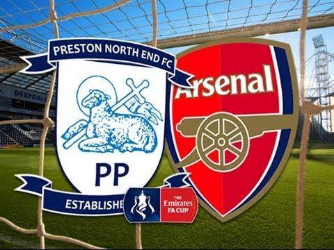 Preston North End vs Arsenal Ao vivo   En Vivo   Live 07/12/2016