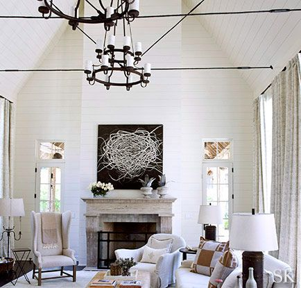 Suzanne Kasler - always beautiful modern rooted in tradition.