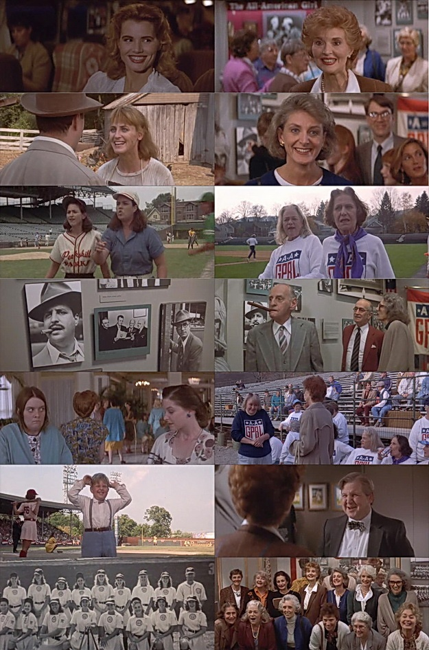 The members of the All-American (Girls Professional Baseball) League come from cities near and far to see their lives on display at Cooperstown's Baseball Hall of fame. (A League of Their Own)