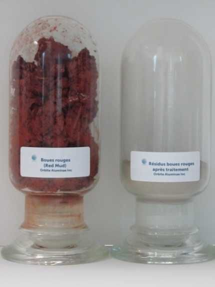 Red mud remediation process. A Canadian clean technology company has developed the first commercial treatment for red mud - the biggest problem in the aluminium industry.