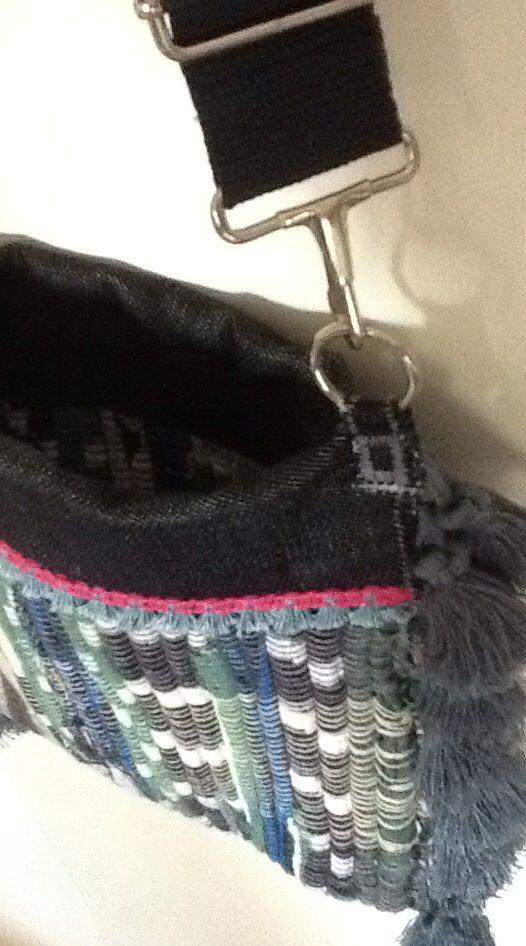 handmade boho bag