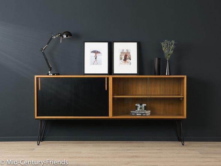 60er+Sideboard,+Kommode+50er,+WK,+Vintage,+von+MID+CENTURY+FRIENDS+auf+DaWanda.com